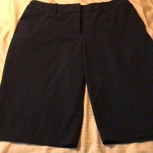 Black Shorts size 12